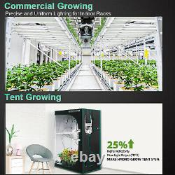 Mars Hydro FC-E6500 Led Grow Light Bars for Indoor Plants 650W Commercial Lamp