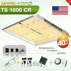 Mars Hydro TS 1000WLed Grow Light Kits With Timer and Temp meter Full Spectrum